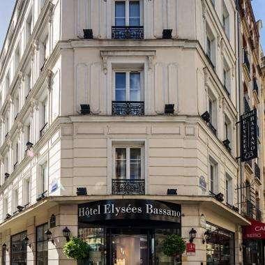 Hotel Elysees Bassano - Photos
